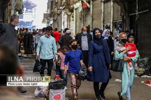 عکس/ «مولوی» در یک روز سیاه کرونایی
