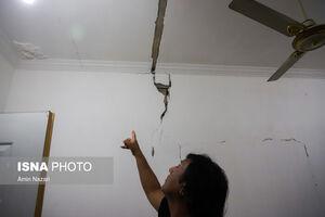 عکس/ وضعیت روستاهای منطقه زلزله زده بندر گناوه