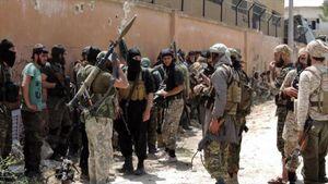 درگیری جدید میان تروریست های سوری