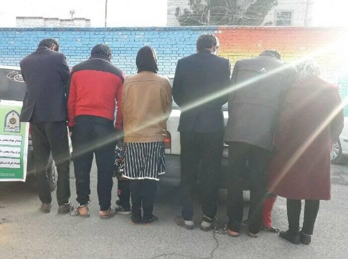 """۳۳ عضو شرکت هرمی """"کیونت"""" دستگیر شدند"""