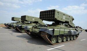 راکت انداز روسی در خدمت عربستان سعودی