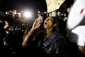 عکس/ تظاهرات علیه خشونت نژادپرستانه پلیس آمریکا