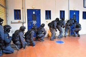 سرکوب وحشیانه اسرای فلسطینی توسط صهیونیستها در زندان «عوفر»