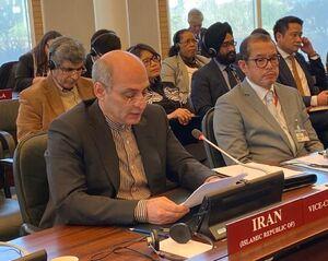 نماینده ایران معاون کمیته اجرایی سازمان منع سلاحهای شیمیایی شد