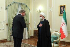 عکس/ دیدار وزیر خارجه پاکستان با دکتر روحانی