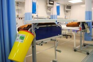 راهاندازی بیمارستان صحرایی مسیح دانشوری +عکس