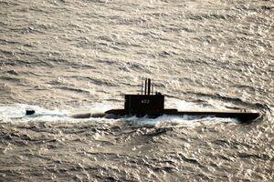 گم شدن یکی از زیردریایی های ارتش اندونزی