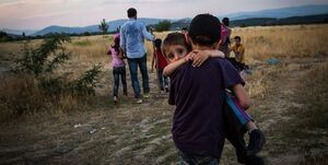 کودک پناهجو