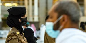 ۸۰ سرباز زن به نیروهای امنیتی عربستان سعودی اضافه شدند