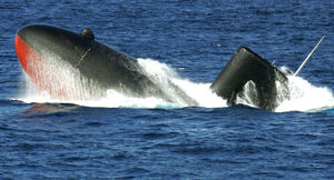 زیردریایی ارتش اندونزی گم شد