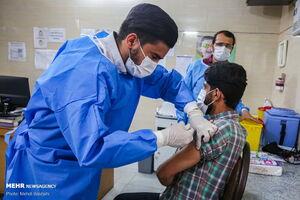 چند درصد ایرانی ها واکسن کرونا زده اند/فاز دوم واکسیناسیون