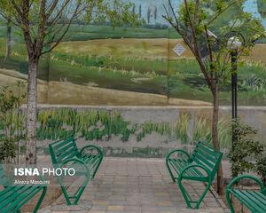 عکس/ باغهای دیواری شهر