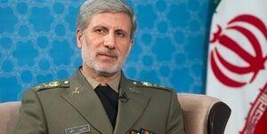 تقدیر وزیر دفاع از دست اندرکاران افزایش حقوق سربازان وظیفه
