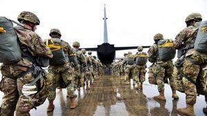 درخواست ناوهواپیمابر برای خروج امن نظامیان آمریکایی از افغانستان