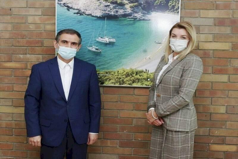 توسعه روابط ایران و کرواسی در حوزه گردشگری و ورزش/ کارگروه مشترک گردشگری دو کشور فعال میشود