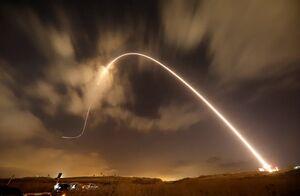 تصاویری از لحظه حمله موشکی به صهیونیستها