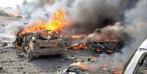 انفجار تروریستی در عراق ۷ شهید و مجروح بر جای گذاشت