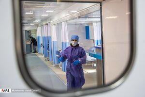 برپایی بیمارستان سیار در شرایط قرمز کرونایی