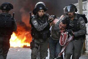 حمله صهبونیستها به جوانان فلسطینی دهها زخمی برجا گذاشت