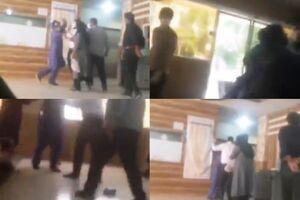 ماجرای ویدیو درگیری فیزیکی در بیمارستان بزرگ دزفول چه بود؟