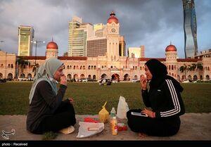 عکس/ ماه مبارک رمضان در نقاط مختلف جهان
