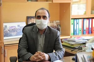 نوزاد ۶ روزه در بین متوفیانکرونایی کرمان
