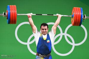 سهراب مرادی از کسب سهمیه المپیک بازماند
