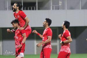 پیروزی تراکتور ایران مقابل نیرو هوایی عراق/ پرواز شاگردان رسول با دشت اولین سه امتیاز