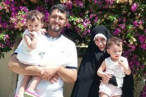 مسمومیت مدافعان حرم با آب آلوده! + عکس
