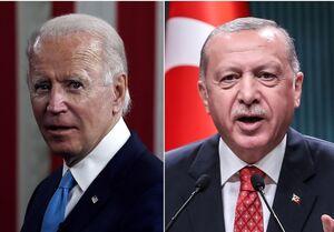 گفتگوی تلفنی بایدن و اردوغان درباره مسائل دوجانبه