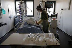 شمار بیماران بدحال کرونایی در فرانسه به حدود ۶ هزار نفر رسید
