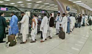 عربستان بار دیگر ورود اتباع پاکستانی را ممنوع کرد