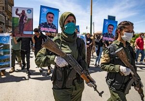 نقش آمریکا در انتخابات ریاست جمهوری سوریه