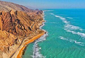 عکس/ سواحلی بکر در جنوب ایران