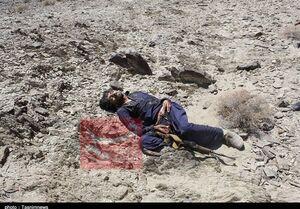 عکس/ انهدام یک تیم تروریستی در سیستان و بلوچستان