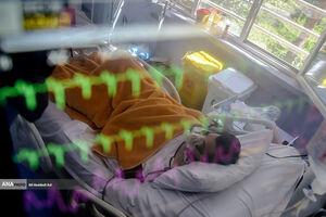 شرایط اضطراری کرونا در بیمارستان های تهران