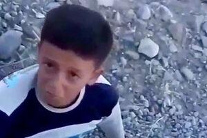 فیلم/ پسر استقلالی: حاضرم جانم را برای استقلال بدهم