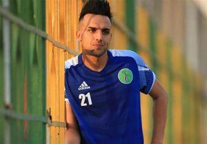 تشییع پیکر دروازهبان فقید فوتبال عراق در مرقد امام علی (ع)