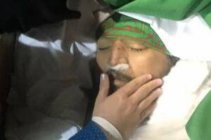 معطلی ۶روزه پیکر مدافع حرم برای خاکسپاری! + عکس