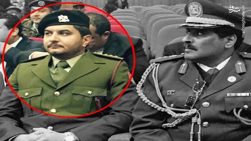 آیا «صدام حفتر» به مهره اسرائیل در لیبی تبدیل خواهد شد؟ +عکس