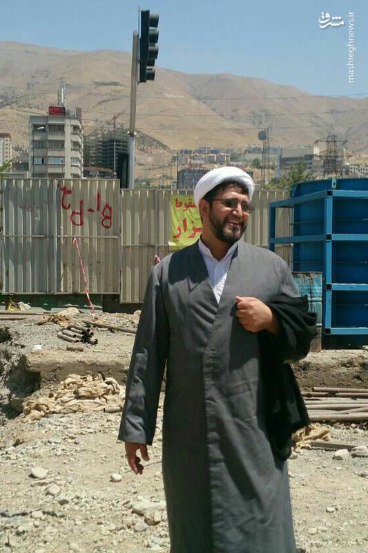 مواجهه همسر مدافع حرم با تکههای جگر شوهر! + عکس