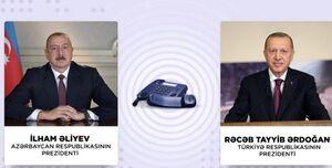 روسای جمهوری آذربایجان و ترکیه بیانیه بایدن را محکوم کردند