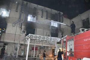 واکنش دفتر نخستوزیری عراق درباره انفجار در بیمارستان