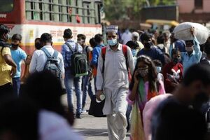 نمکی به وزیر بهداشت هند نامه نوشت