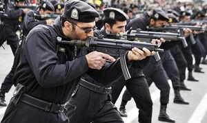 تمرینات طاقت فرسای نیروهای یگان ویژه ناجا+ فیلم