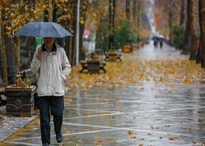 ورود سامانه بارشی به کشور از ۷ اردیبهشت