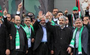 حماس خواستار آمادگی مقاومت برای رویاروی همه جانبه با اسرائیلیها شد