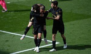 پیروزی ارزشمند بارسلونا در ال مادریگا