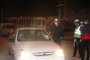 جریمه ۶۲۰ هزار خودرو به دلیل تخلف تردد شبانه در تهران