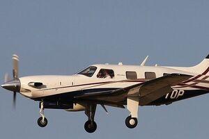 قطع رادار یک هواپیمای آمریکایی و بروز سانحه هوایی